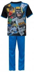 LEGO Batman Pajama Set