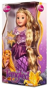 Princess And Me Rapunzel Doll