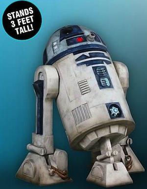 R2-D2 Monument Statue