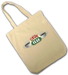 Central Perk Tote Bag