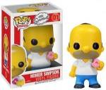 Homer Simpson Pop! Vinyl Figure