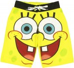 Spongebob Squarepants swiming trunks boardshorts