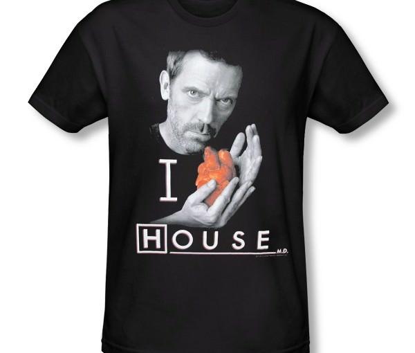 I Heart House T-Shirt