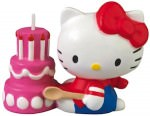 Hello Kitty Birthday Cake Candle by wilton