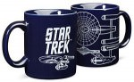 Star Trek Starship Enterprise mug