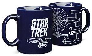 Star Trek Starship Enterprise mug
