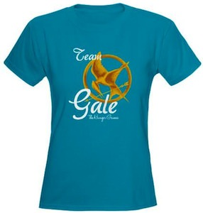 The Hunger Games Team Gale T-Shirt