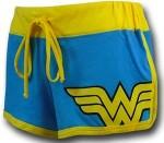 Wonder Woman Short Booty shorts