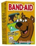 Scooby-Doo Band-Aid