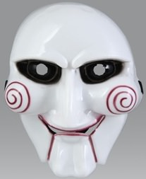 Mask Of Billy From Saw