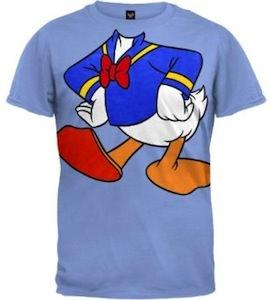 Donald Duck Body T-Shirt