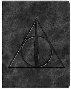 Harry Potter Deathly Hallows Crest Journal