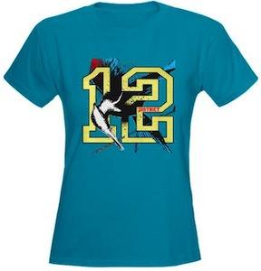 District 12 Mockingjay T-Shirt