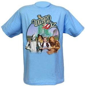 Wizard Of Oz Classic Photo T-Shirt
