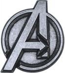 Marvel The Avengers Logo Belt Buckle
