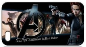 Black Widow The Avengers iPhone 4 4s Case