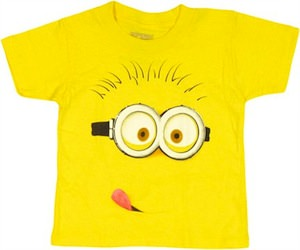 Despicable Me Minion Toddler T-Shirt