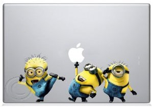 Despicable Me Minions Laptop Decal Skin
