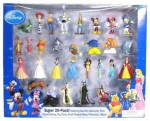 Disney 29 Piece Figurine Set
