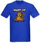 Garfield Angry Cat T-Shirt