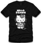 Hello Kitty Zombie t-shirt