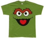 Sesame Street Oscar The Grouch Kids T-Shirt