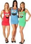 Sesame Street Character Dresses