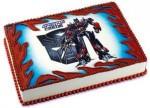 Transformers Optimus Prime Edible Cake Topper