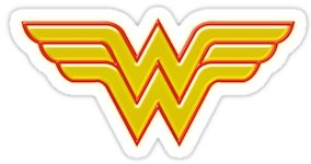 logo woman: