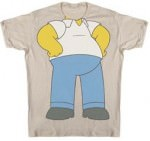 The Simpsons You Are Homer Simpson T-Shirt