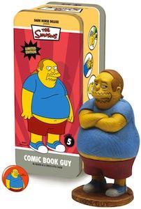 Comic Book Guy Statue