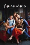 Friends Central Perk Group Poster