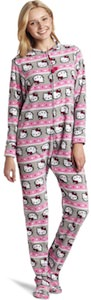Hello Kitty Footed Pajamas