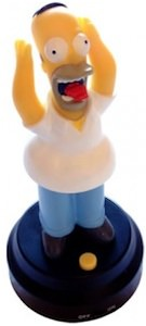 Homer Simpsons Talking Figurine