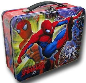 Spider-Man Spider Sense Lunchbox