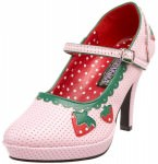 Strawberry Shortcake Platform Pump