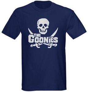 The Goonies Skull T-Shirt