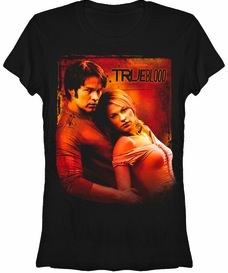 Bill Compton And Sookie Stackhouse T-Shirt