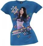 iCarly Rainbow Stipe t-shirt