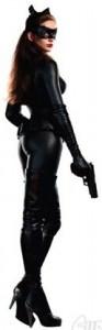 Dark Knight Rises Catwoman Cardboard Standup