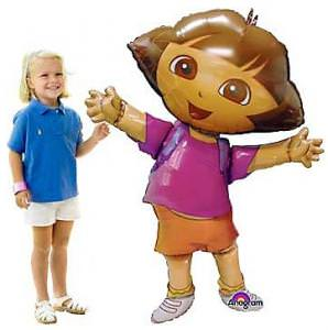 Dora The Explorer Airwalker Balloon.