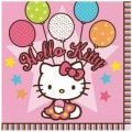Hello Kitty party napkins