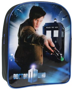 Doctor Who And Tardis Backpack