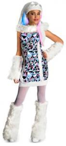 Abbey Bominable Child Costume
