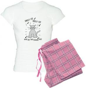 Friends Smelly Cat Pajamas