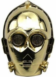 Star Wars C-3PO 3-D Belt Buckle