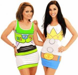 Toy Story Tank Dresses