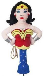 DC Comics Wonder Woman Golf Club Headcover