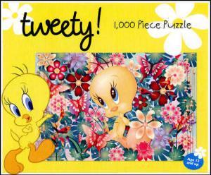 Tweety 1000 Piece Jigsaw Puzzle