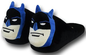 Batman 3D Adult Slippers